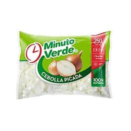 Cebolla Picada Minuto Verde