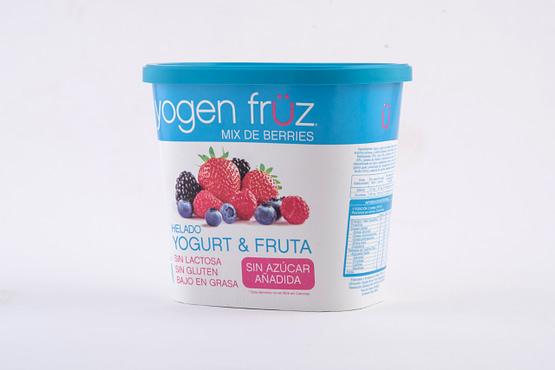 Mix de Berries Yogen Früz
