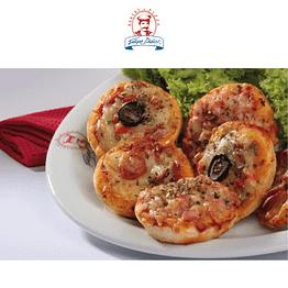 Pizzetas Napolitanas 18u