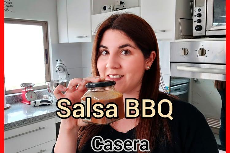 Salsa BBQ Casera