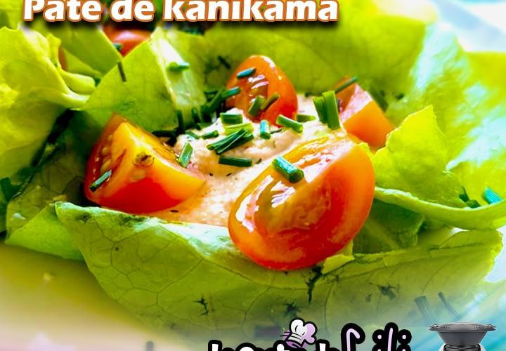 Paté de Kanikama