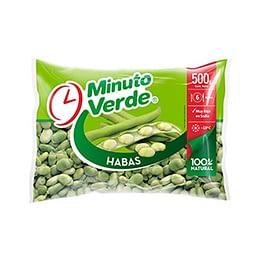 Habas 500 gr Minuto Verde