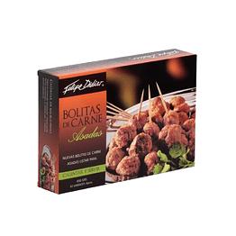 Bolitas de Carne Felipe Didier